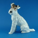 Fox Terrier by Rosenthal
